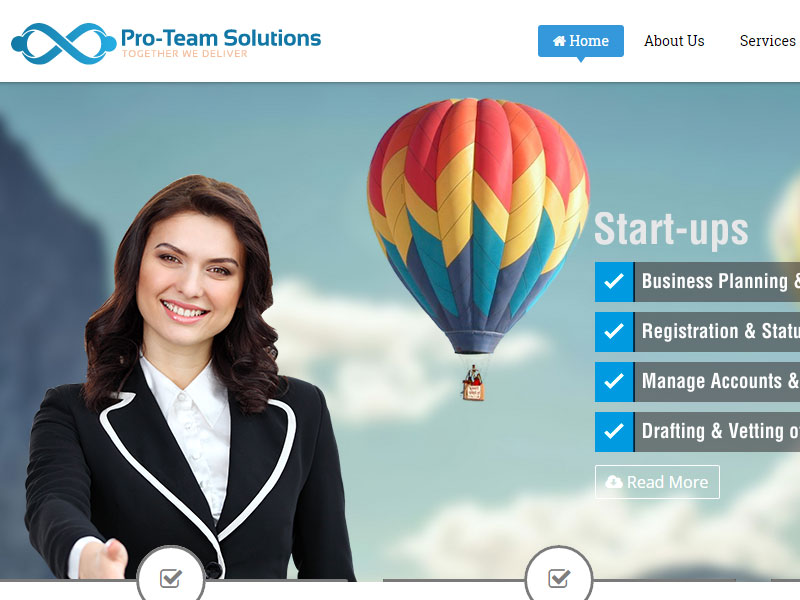Pro-Team Solutions